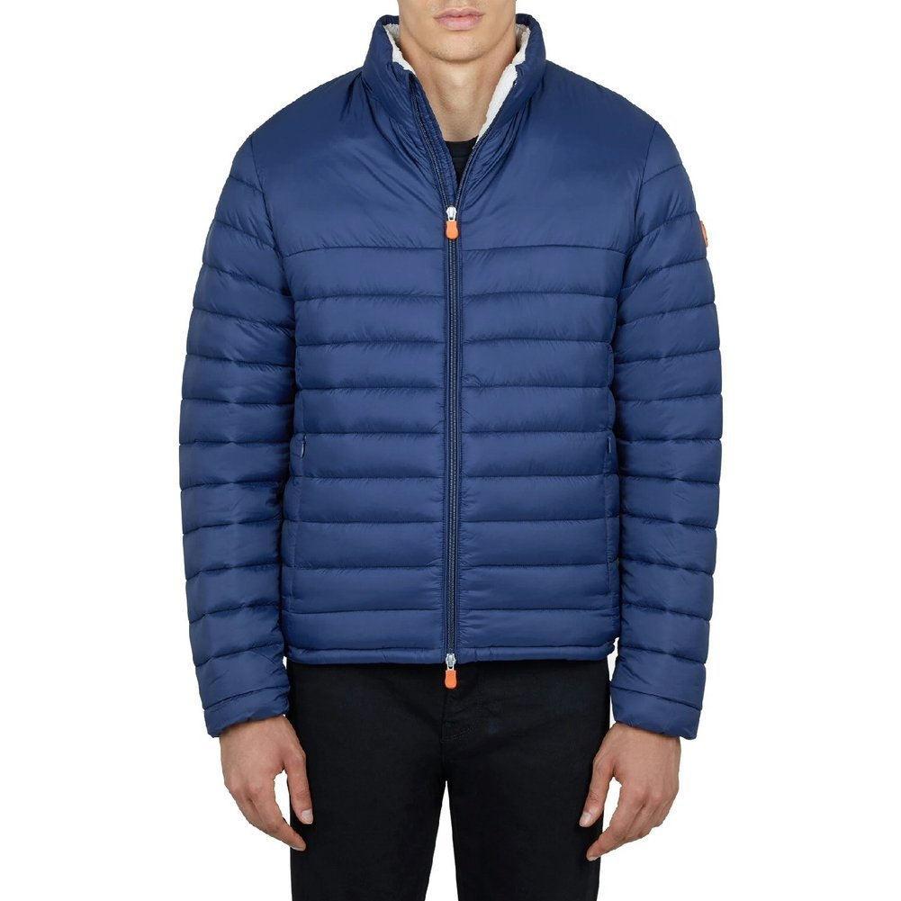 Men's GIGA with Faux Sherpa Lining Jacket  Image a