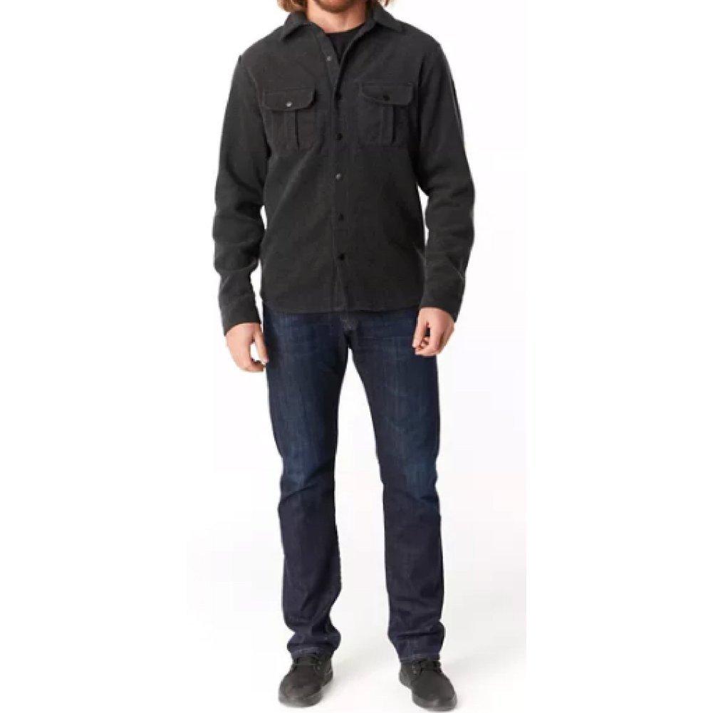 Men's Anchor Line Shirt Jacket Image a