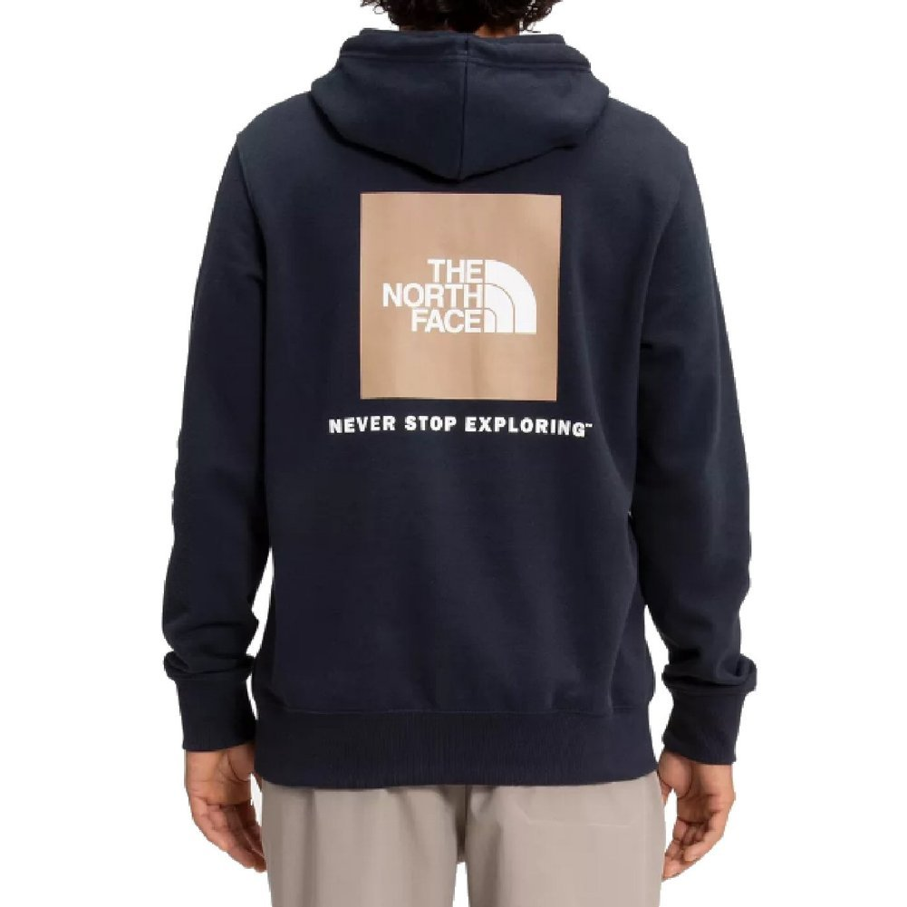 Men's Box NSE Pullover Hoodie Image a