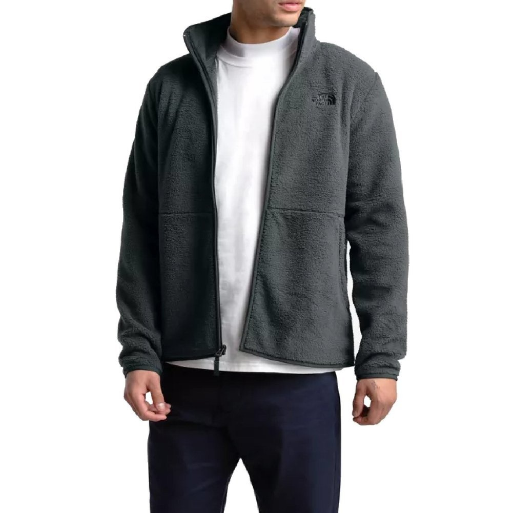 Men's Dunraven Sherpa Full-Zip Sweatshirt Image a