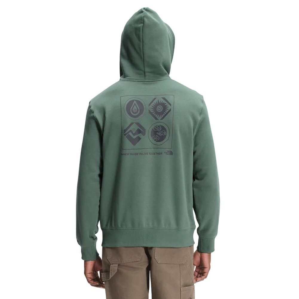 Men's Himalayan Bottle Source Pullover Hoodie Image a