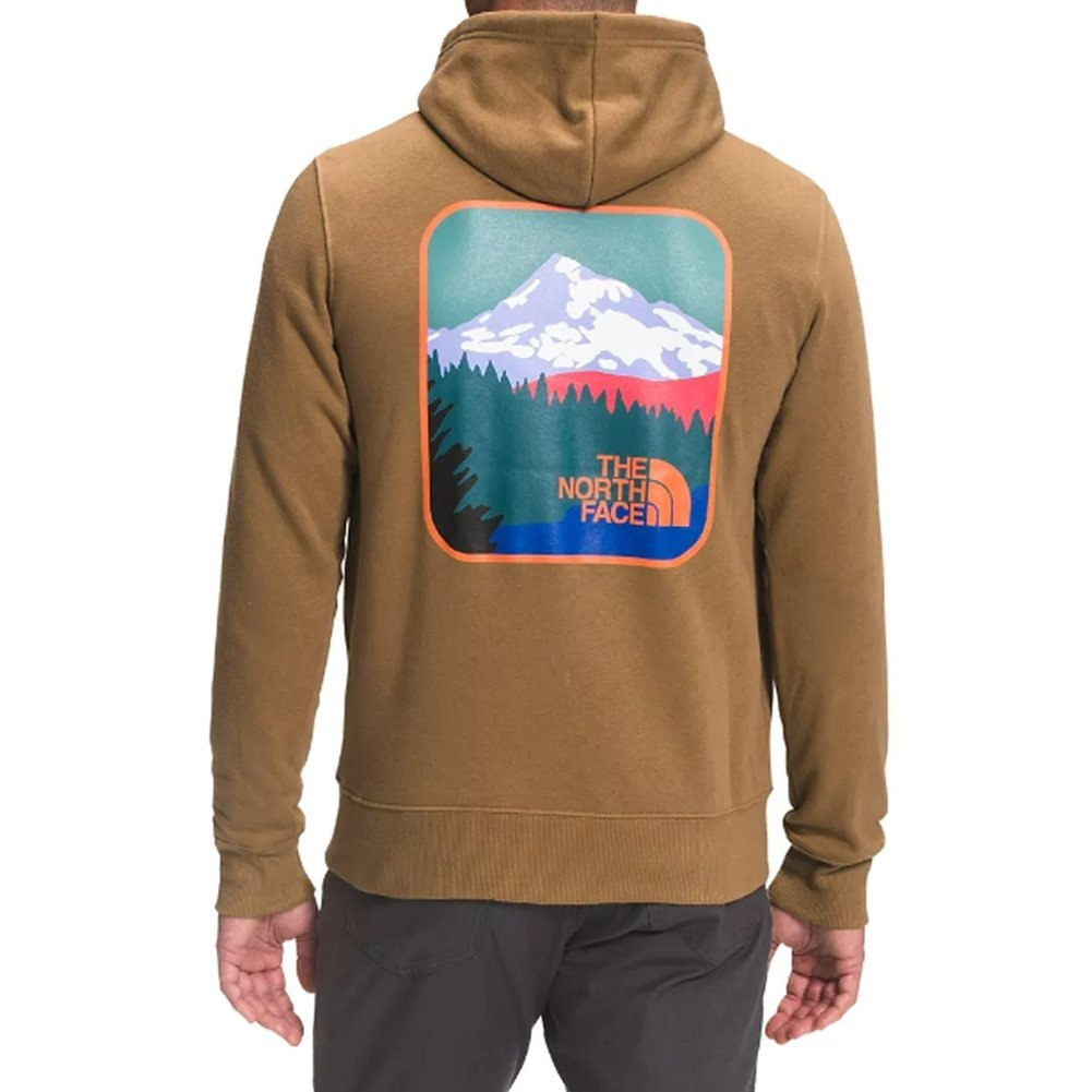 Men   s Parks Pullover Hoodie Image a