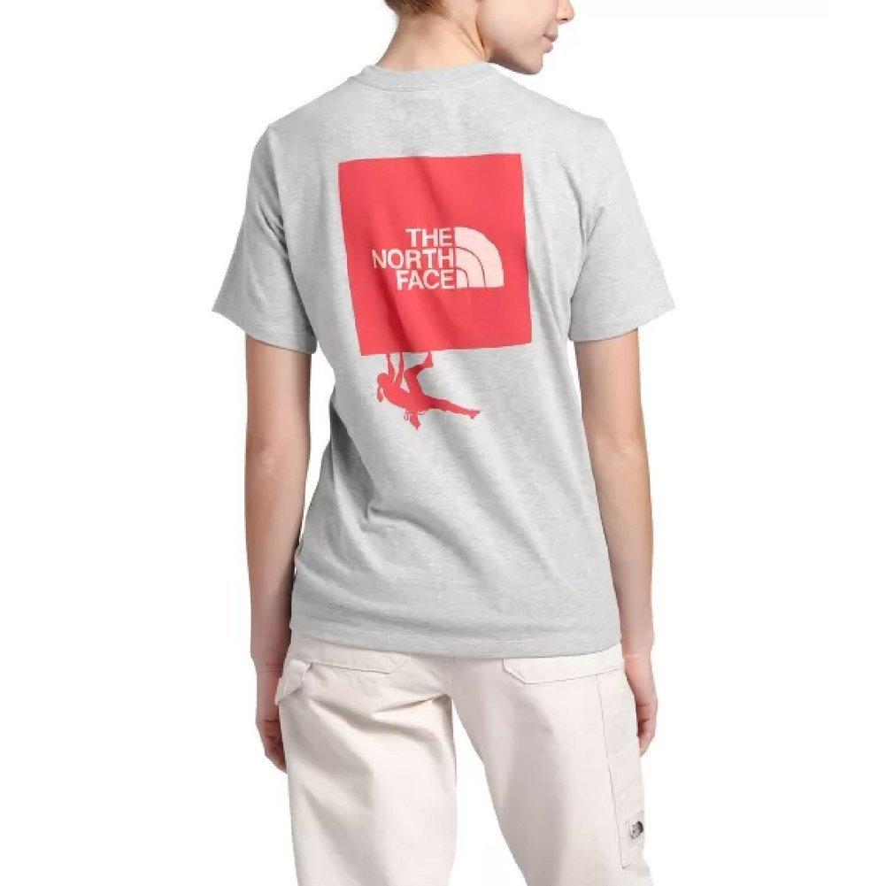Women's Short Sleeve Dome Climb Tee Shirt Image a