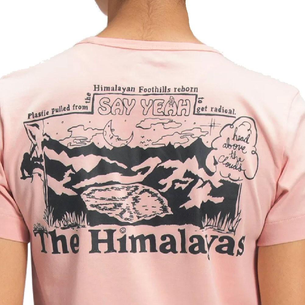 Women's Short Sleeve Himalayan Bottle Source Tee Shirt Image a