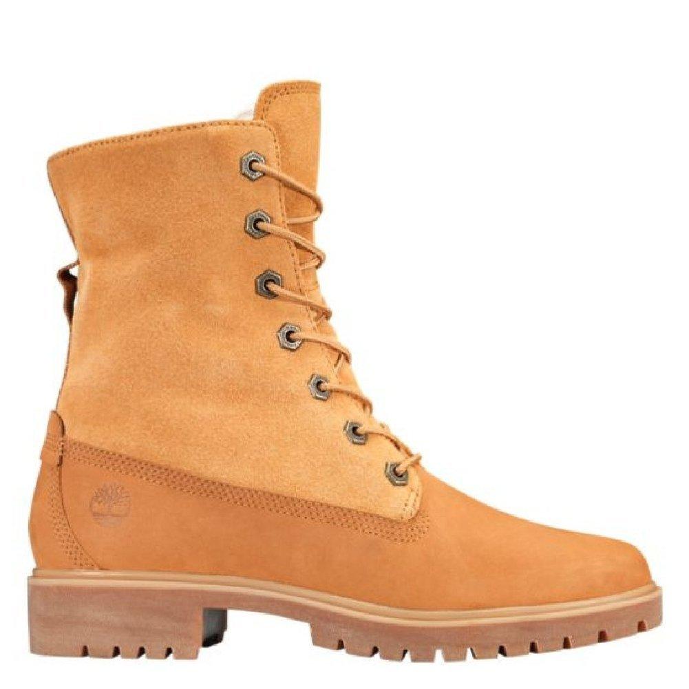 Women's Jayne Waterproof Teddy Fleece Fold-Down Boots Image a