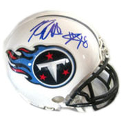 Autographed Mini Helmets