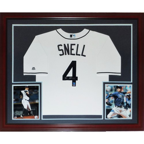 Autographed Framed Jerseys