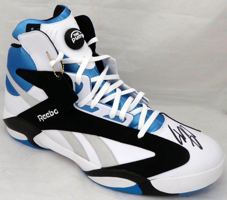 Autographed Shoes