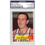 Autographed Trading Cards