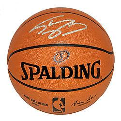 Autographed Basketballs