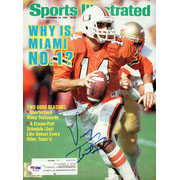 Autographed Newspapers, Magazines, and Programs