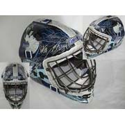 Autographed Full Size Helmets and Masks