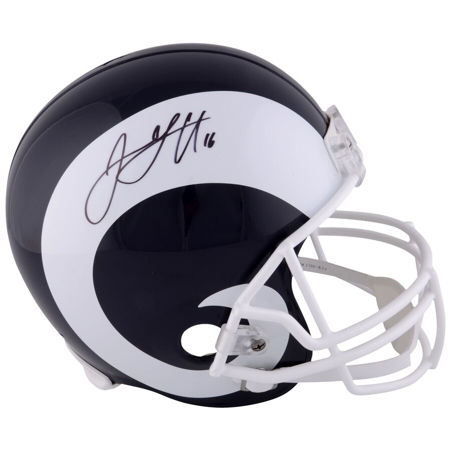 Autographed Full Size Helmets