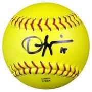 Autographed Softballs