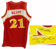 Autographed Jerseys