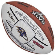 Unsigned Footballs