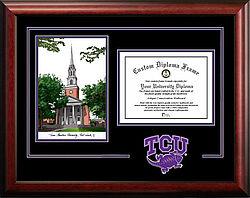 Licensed Diploma Frames