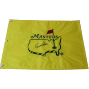 Autographed Pin Flags