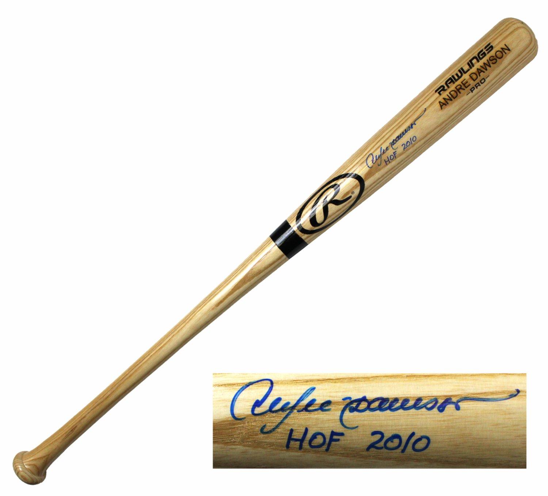 Autographed Baseball Bats