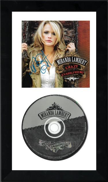 Autographed CDs