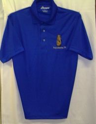 Adult Groundhog Golf Shirt 2x, 3x