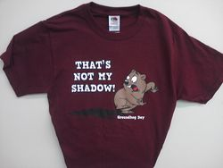 Adult Not My Shadow T-Shirt 2X,3X