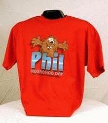 Adult Tri-Color Phil T-Shirt 2x,3x
