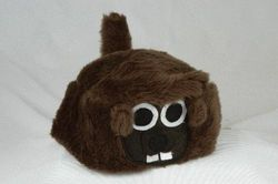 Groundhog Boone Hat