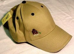 Embroidered Khaki-Black Punxsutawney Phil Hat