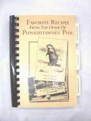 Favorite Recipes from the Home of Punxsutawney Phil