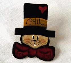 Phil Top Hat Pin