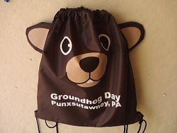 Groundhog Backpack
