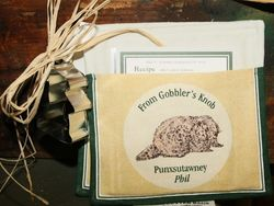 Groundhog Day Pot Holder Gift Set
