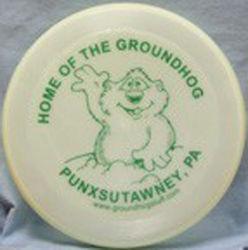 Groundhog Frisbee