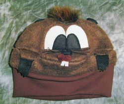 Groundhog Toddler Hat