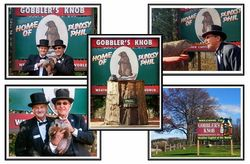 Heritage Groundhog Day Cards (verse) 5 pk.
