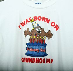 Infant  I Was Born on GHD T-Shirt