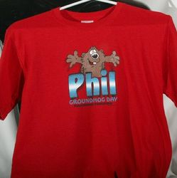 Infant Tri-Color Phil T-Shirt