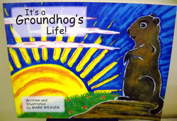 It's A Groundhog's Life