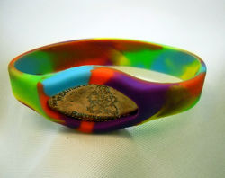 Penny Bandz Bracelet - Tie Dye