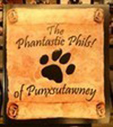 Phantastic Phil Coffee Table Book