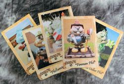 Phantastic Phil Postcards