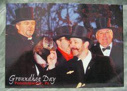 Postcard - Gobblers Knob