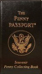 Pressed Penny Passport