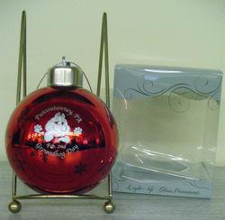 Punxsutawney Light Up Ornament