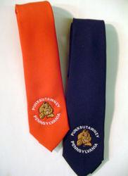Punxsutawney,PA  Necktie - Navy