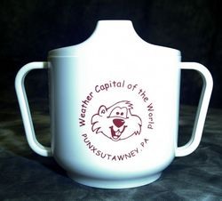 Punxsutawney Phil Sippy Cup