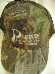 Punxsy Camo Hat