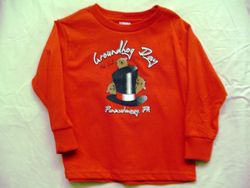 Toddler GHD Top Hat long sleeve tshirt