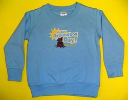 Toddler Happy Groundhog Day Sweatshirt